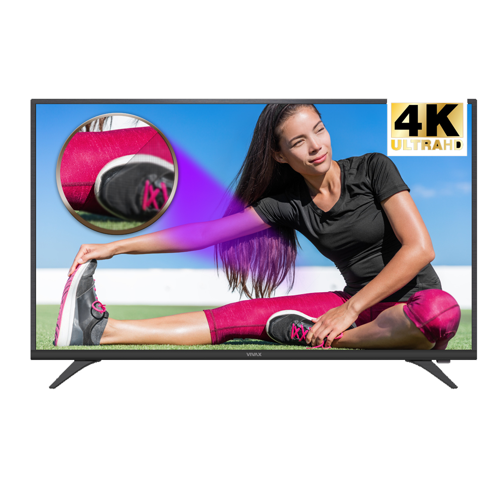 4K ULTRA HD & ANDROID
