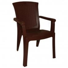 00804 Μόνικα Πλαστική Καρέκλα Τύπου Rattan σε Καφέ Χρώμα+ΔΩΡΟ ΜΥΓΟΚΤΟΝΟ (00055)(ΠΛΗΡΩΜΗ ΕΩΣ 60 ΔΟΣΕΙΣ)