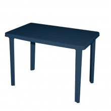 00939 ET plast Πλαστικό Τραπέζι Πάτμος σε Μπλέ +ΔΩΡΟ ΜΥΓΟΚΤΟΝΟ (00055)(ΕΩΣ 6 ΑΤΟΚΕΣ ή 60 ΔΟΣΕΙΣ)