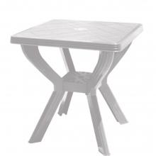 00943 Πλαστικά Τραπέζια Σκιάθος σε λευκό  ETplast+ΔΩΡΟ ΜΥΓΟΚΤΟΝΟ (00055)(ΕΩΣ 6 ΑΤΟΚΕΣ ή 60 ΔΟΣΕΙΣ)