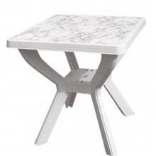 22943 Πλαστικά Τραπέζια Σκιάθος Decor σε λευκό ETplast+ΔΩΡΟ ΜΥΓΟΚΤΟΝΟ (00055)(ΕΩΣ 6 ΑΤΟΚΕΣ ή 60 ΔΟΣΕΙΣ)
