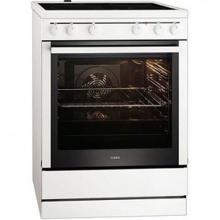 AEG 30006VL-WN κουζίνα με Κεραμική Εστία λευκή 74Lt (ΕΩΣ 6 ΑΤΟΚΕΣ ή 60 ΔΟΣΕΙΣ)
