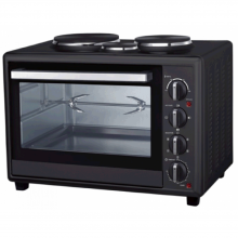 ARIETE 944 OVEN WITH PLATES 48L(ΕΩΣ 6 ΑΤΟΚΕΣ ή 60 ΔΟΣΕΙΣ)