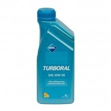 Aral Turboral 20W-50 1L (ΕΩΣ 6 ΑΤΟΚΕΣ ή 60 ΔΟΣΕΙΣ)
