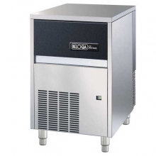 BELOGIA H32A - Παγομηχανή για πάγο με τρύπα και αποθήκη+ΔΩΡΟ ΚΑΦΕΤΙΕΡΑ ΓΙΑ MOCCA ΚΑΦΕ NAPOLETANA 2(ΕΩΣ 6 ΑΤΟΚΕΣ ή 60 ΔΟΣΕΙΣ)