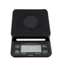 Belogia DST 350 Ψηφιακή ζυγαριά με χρονόμετρο 0,10gr / 3kg (ΕΩΣ 6 ΑΤΟΚΕΣ ή 60 ΔΟΣΕΙΣ)