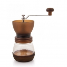 Belogia MCG 620 Χειροκίνητος Μύλος Άλεση Καφέ Χρώμα Καφέ  (ΕΩΣ 6 ΑΤΟΚΕΣ ή 60 ΔΟΣΕΙΣ)