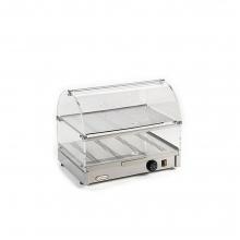 CF VEC510R Επιτραπέζια Θερμαινόμενη Βιτρίνα + ΔΩΡΟ ΓΑΝΤΙΑ ΕΡΓΑΣΙΑΣ (ΕΩΣ 6 ΑΤΟΚΕΣ Η 60 ΔΟΣΕΙΣ)
