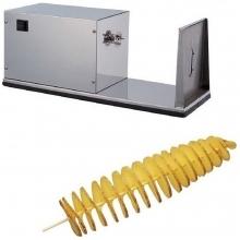 CH002  Πατατοκόπτης Ηλεκτρικός για chips σε Λεπτές Φέτες+ΔΩΡΟ Pyramis Μπρίκι Advanced No2(015150401)(ΠΛΗΡΩΜΗ ΕΩΣ 60 ΔΟΣΕ