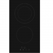 CROWN VCT 32D Εστία κεραμική Domino με διπλή ζώνη + Δώρο Γάντια εργασίας (ΕΩΣ 6 ΑΤΟΚΕΣ Ή 60 ΔΟΣΕΙΣ)