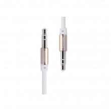 Cable Remax 3.5mm M/M 2m RM-L200 White