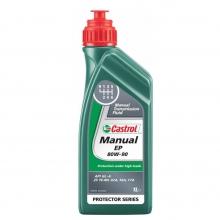Castrol Manual EP 80W-90 1lt (ΕΩΣ 6 ΑΤΟΚΕΣ ή 60 ΔΟΣΕΙΣ)