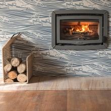 Charnwood Bay 5 Τζάκι Ενεργειακό - με πρωτογενούς και δευτερογενή καύση(ΠΛΗΡΩΜΗ ΕΩΣ 60 ΔΟΣΕΙΣ)