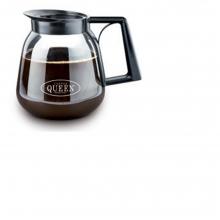 Coffee Queen Κανάτα γυάλινη 1,8lt κανάτες – θερμός airpot  + ΔΩΡΟ ΚΑΦΕΤΙΕΡΑ ΓΙΑ MOCCA ΚΑΦΕ NAPOLETANA 2 (ΕΩΣ 6 ΑΤΟΚΕΣ ή 60 ΔΟΣΕΙΣ)