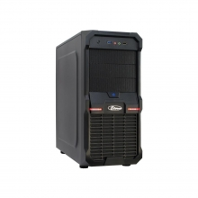 Computer Case Inter-Tech H3 Octagon-RTX + ΔΩΡΟ ΓΑΝΤΙΑ ΕΡΓΑΣΙΑΣ (ΕΩΣ 6 ΑΤΟΚΕΣ Η 60 ΔΟΣΕΙΣ)