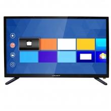 Crown 2433T2 24'' HD Ready LED TV, USB,PVR,(12V) + ΔΩΡΟ ΓΑΝΤΙΑ ΕΡΓΑΣΙΑΣ  (ΕΩΣ 6 ΑΤΟΚΕΣ ή 60 ΔΟΣΕΙΣ)