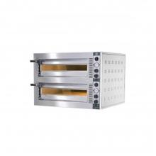 Cuppone Italy Φούρνος ηλεκτρικός πίτσας γαστρονομίας 2 όροφοι TP435 2CM + ΔΩΡΟ ΓΑΝΤΙΑ ΕΡΓΑΣΙΑΣ (ΕΩΣ 6 ΑΤΟΚΕΣ Η 60 ΔΟΣΕΙΣ)