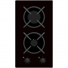DOMINO ΕΣΤΙΑ ΥΓΡΑΕΡΙΟΥ CROWN VCG-30S/32S + Δώρο Γάντια εργασίας (ΕΩΣ 6 ΑΤΟΚΕΣ Ή 60 ΔΟΣΕΙΣ)