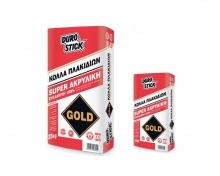 DUROSTICK Gold Κόλλα Πλακιδίων 5kg + ΔΩΡΟ ΓΑΝΤΙΑ ΝΙΤΡΟ(ΕΩΣ 6 ΑΤΟΚΕΣ ή 60 ΔΟΣΕΙΣ)