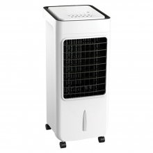 Eurolamp Σύστημα δροσισμού Air cooler 80W με 3 επιλογές ταχύτητας ανεμιστήρα και περιστρεφόμενες περσίδες (147-29801) (ΠΛΗΡΩΜΗ ΕΩΣ