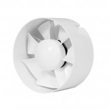 Europlast EK150T - Εξαεριστήρας μπάνιου για σωλήνα με χρονοδιακόπτη