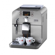 GAGGIA Brera - Αυτόματη μηχανή espresso+ ΔΩΡΟ ΚΟΥΖΙΝΙΚΑ ΣΚΕΥΗ (ΕΩΣ 6 ΑΤΟΚΕΣ ή 60 ΔΟΣΕΙΣ)