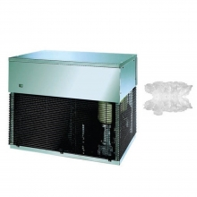 GM1200A Παγομηχανές - Μηχανές Παγοκύβων για Παγότριμμα χωρίς Αποθήκη+ΔΩΡΟ ΓΑΝΤΙΑ NITRO(ΕΩΣ 6 ΑΤΟΚΕΣ ή 60 ΔΟΣΕΙΣ)
