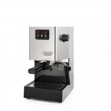 Gaggia Classic Inox 1050w Παραδοσιακή μηχανή καφέ Espresso+ ΔΩΡΟ ΚΟΥΖΙΝΙΚΑ ΣΚΕΥΗ (ΕΩΣ 6 ΑΤΟΚΕΣ ή 60 ΔΟΣΕΙΣ)