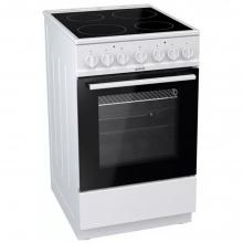 Gorenje EC5241WG Κεραμική Κουζίνα 50cm Λευκή + ΔΩΡΟ ΓΑΝΤΙΑ ΕΡΓΑΣΙΑΣ