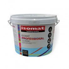ISOMAT PROFESSIONAL CLASSIC ΠΛΑΣΤΙΚΟ ΧΡΩΜΑ 0,75LT (ΕΩΣ 6 ΑΤΟΚΕΣ ή 60 ΔΟΣΕΙΣ)