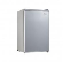 Inventor INVMS93A2 Μονόπορτο Ψυγείο SILVER  (ΕΩΣ 6 ΑΤΟΚΕΣ ή 60 ΔΟΣΕΙΣ)