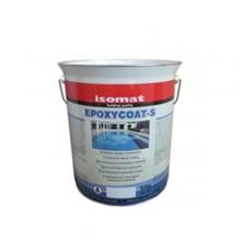 Isomat EPOXYCOAT-S Εποξειδικό χρώμα δύο συστατικών για βαφή πισίνων 9.6KG (ΕΩΣ 6 ΑΤΟΚΕΣ ή 60 ΔΟΣΕΙΣ)