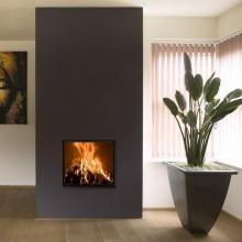 Kal-Fire Heat Pure 60 - 13Kw Ενεργειακό τζάκι με δευτερογενή - τριτογεννή καύση 86% απόδοση(ΠΛΗΡΩΜΗ ΕΩΣ 60 ΔΟΣΕΙΣ)