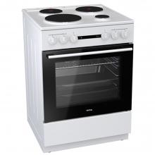 Korting KE6141WM Κουζίνα Εμαγιέ (ΕΩΣ 6 ΑΤΟΚΕΣ ή 60 ΔΟΣΕΙΣ)