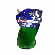 LIQUI MOLY COOLANT READY MIX -25°C ΠΡΑΣΙΝΟ 2L (ΕΩΣ 6 ΑΤΟΚΕΣ ή 60 ΔΟΣΕΙΣ)