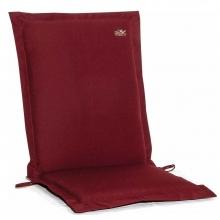 Lianos Μαξιλάρι Καρέκλας με Πλάτη Μπορντό    + Δώρο Γάντια Εργασίας(Εως 6 Άτοκες ή 60 Δόσεις)