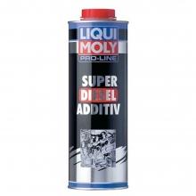 Liqui Moly Πρόσθετο Πετρελαίου Pro-Line Super Diesel 1000ml (ΕΩΣ 6 ΑΤΟΚΕΣ ή 60 ΔΟΣΕΙΣ)