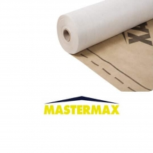 Mastermax 135gr. / 3 στρώσεων Καφέ ΑΤΜΟΔΙΑΠΕΡΑΤΕΣ – ΑΝΑΠΝΕΟΥΣΕΣ ΜΕΜΒΡΑΝΕΣ ΚΕΡΑΜΟΣΚΕΠΩΝ + Δώρο Γάντια Εργασίας(Εως 6 Άτοκες ή 60 Δόσεις)