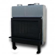 Panthermica PAN71K με Ανοιγόμενη Πόρτα Τζάκι Ενεργειακό - με πρωτογενούς και δευτερογενή καύση(ΠΛΗΡΩΜΗ ΕΩΣ 60 ΔΟΣΕΙΣ)