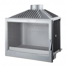Panthermica W70/53F 14 kw -Ενεργειακό τζάκι μαντεμένιο με δευτερογενή καύση για χώρους έως 70 τ.μ(ΠΛΗΡΩΜΗ ΕΩΣ 60 ΔΟΣΕΙΣ)