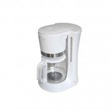 Primo Καφετιέρα Φίλτρου CM6636E Λευκή (ΕΩΣ 6 ΑΤΟΚΕΣ ή 60 ΔΟΣΕΙΣ)
