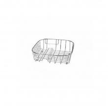 Pyramis 525002701 Ανοξείδωτο Καλάθι Για Γούρνα 30x34cm  + ΔΩΡΟ Pyramis Μπρίκι Advanced No 2 015150401 (ΕΩΣ 6 ΑΤΟΚΕΣ ή 60 ΔΟΣΕΙΣ)
