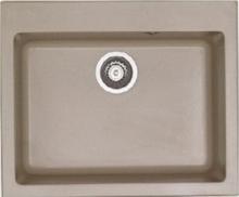 Sanitec Συνθετικός Νεροχύτης Κουζίνας Sanitec 331 60X50cm + ΔΏΡΟ ΓΆΝΤΙΑ ΝΊΤΡΟ (ΠΛΗΡΩΜΉ ΈΩΣ 60 ΔΌΣΕΙΣ)