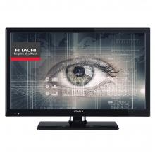 Smart TV LED HITACHI 24HBC05, 24'' HD 100 HZ (ΕΩΣ 6 ΑΤΟΚΕΣ ή 60 ΔΟΣΕΙΣ)