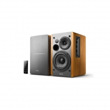 Speaker Edifier R1280DB Brown  + ΔΩΡΟ ΓΑΝΤΙΑ ΕΡΓΑΣΙΑΣ (ΕΩΣ 6 ΑΤΟΚΕΣ Η 60 ΔΟΣΕΙΣ)