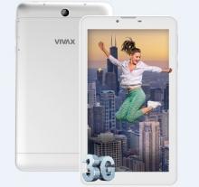 TABLET VIVAX TPC-703 3G + ΔΩΡΟ USB ΗΧΕΙΑ MS VERSA 2.0(VIVAX)(ΕΩΣ 6 ΑΤΟΚΕΣ ή 60 ΔΟΣΕΙΣ)