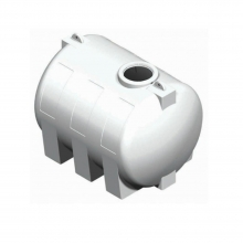THERMOSTAHL Πλαστική Δεξαμενή Κυλινδρική Οριζόντια Porky S5 3000 λίτρα  +Δώρο γάντια εργασίας (ΕΩΣ 6 ΑΤΟΚΕΣ ή 60 ΔΟΣΕΙΣ)