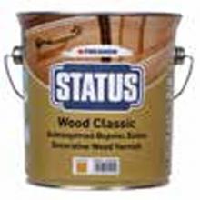 THRAKONSTATUS WOOD CLASSIC Διακοσμητικό βερνίκι ξύλου 180 ml Γυαλιστερό, Απόχρωση + ΔΩΡΟ ΓΑΝΤΙΑ ΕΡΓΑΣΙΑΣ NITRO (ΕΩΣ 6 ΑΤΟΚΕΣ ή 60 ΔΟΣΕΙΣ)