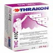 THRAKON THC 410 C Γκρι Χοντρόκκοκη, ινοπλισμένη κόλλα τσιμεντοειδούς βάσης + ΔΩΡΟ ΓΑΝΤΙΑ ΕΡΓΑΣΙΑΣ NITRO (ΕΩΣ 6 ΑΤΟΚΕΣ ή 60 ΔΟΣΕΙΣ