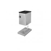 Tecnodue POLAR Παγοθραύστης Ηλεκτρικός Inox + ΔΩΡΟ ΓΑΝΤΙΑ ΕΡΓΑΣΙΑΣ NITRO (ΕΩΣ 6 ΑΤΟΚΕΣ ή 60 ΔΟΣΕΙΣ)